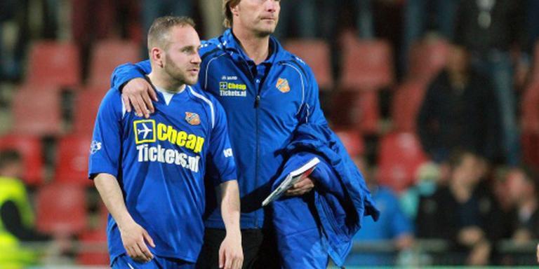 Wapenaar gaat keepers Willem II trainen