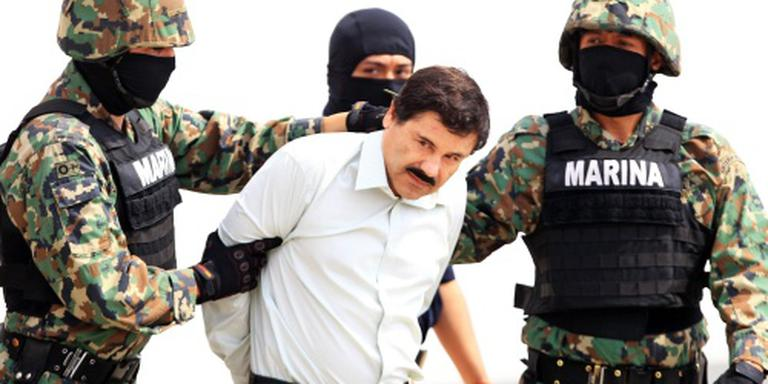 Ontsnapte drugsbaas El Chapo gearresteerd