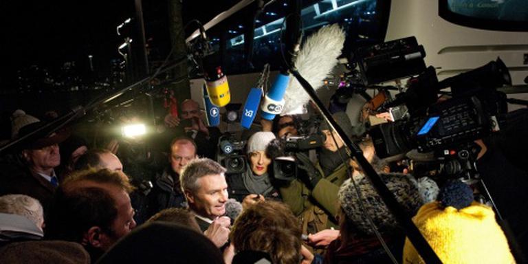 In Berlijn 'gedumpte' migranten weer terug