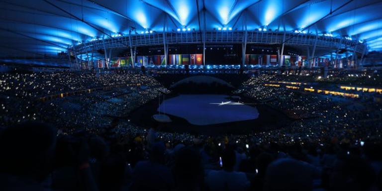 Openingsceremonie Spelen van start