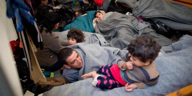 Steeds meer vluchtelingen in Griekenland