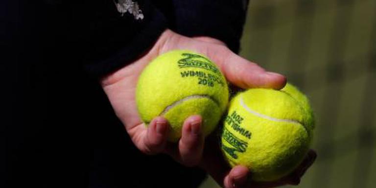 Straf voor tennisser om promotie gokwebsite