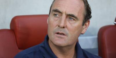 Vanderhaeghe nieuwe coach Kortrijk