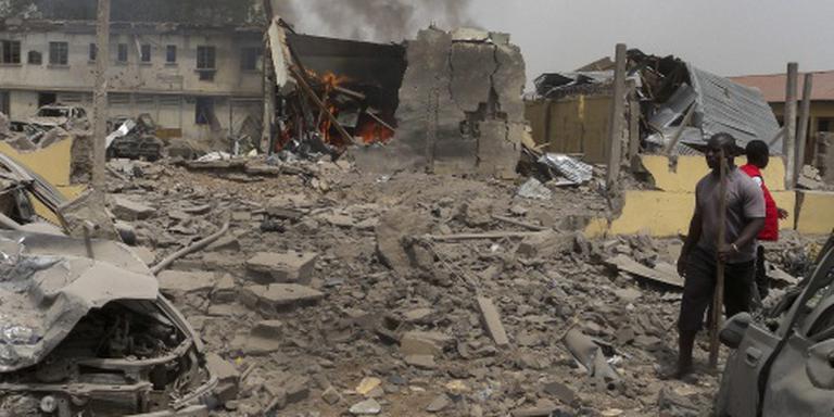 IBAN 999 open voor hulp Nigeria en Kameroen