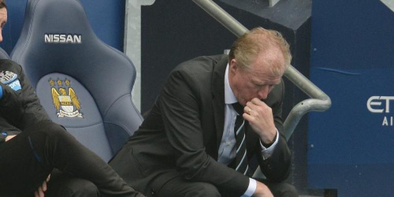 'Spoedberaad bij Newcastle over McClaren'