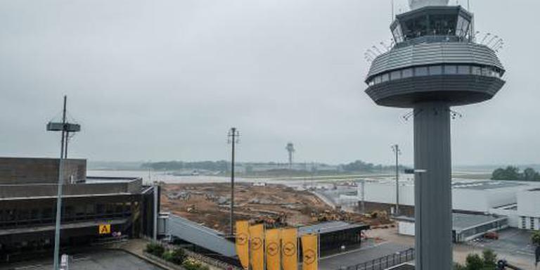 Vliegveld Hannover weer open