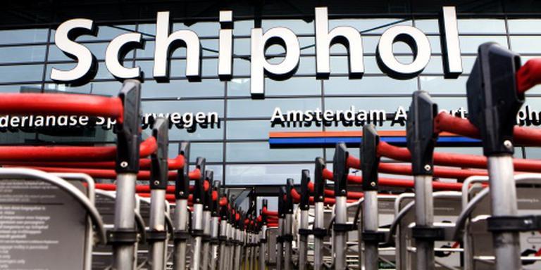 Koninklijke status voor luchthaven Schiphol
