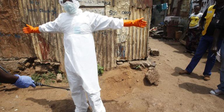 Rode Kruis actief tegen nieuwe ebola-uitbraak