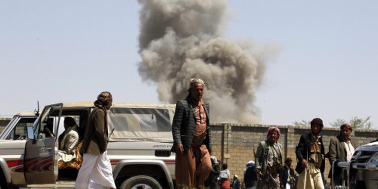 Veel slachtoffers bij bombardement Jemen