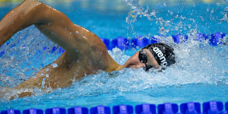 Russische zwemmers naar CAS
