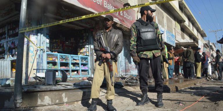 Doden bij aanslag Pakistaans consulaat