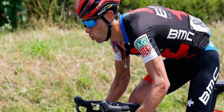 Porte aan de start in Ronde van Spanje