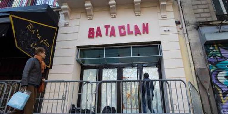 Concerthal Bataclan heeft nieuwe voorgevel