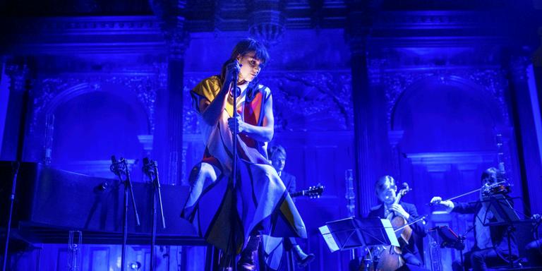 Wende schittert op Bowie-avond