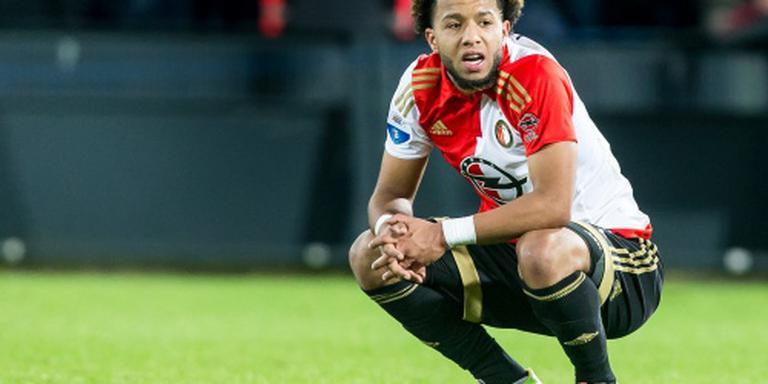 Vilhena transfervrij weg bij Feyenoord