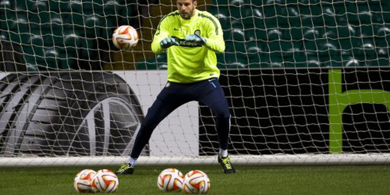 Doelman Handanovic verlengt bij Inter