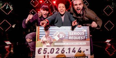3FM vertelt hoe Serious Request verder gaat