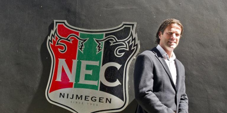 NEC wil tegen Feyenoord goed afsluiten