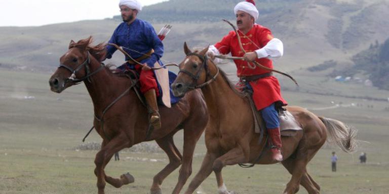 Paardenmelk moet Kazachstan redden