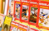Suske en Wiske 75 jaar; zelfs grootste fan werd geëerd met een bijrol