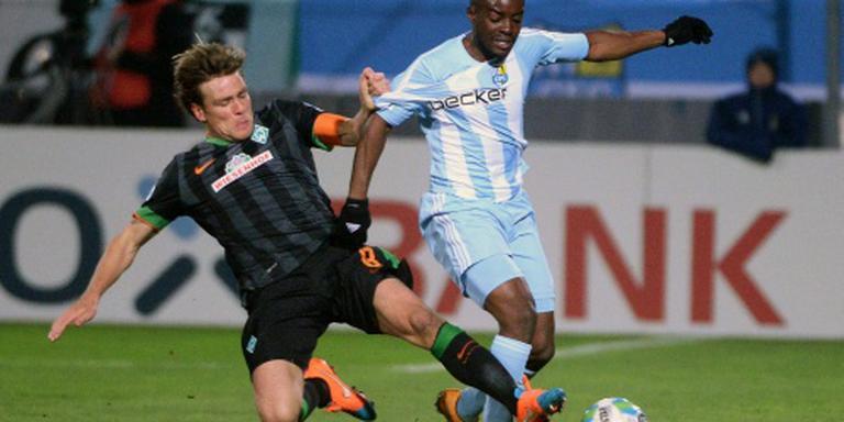Duitse aanvaller Ofosu naar NEC