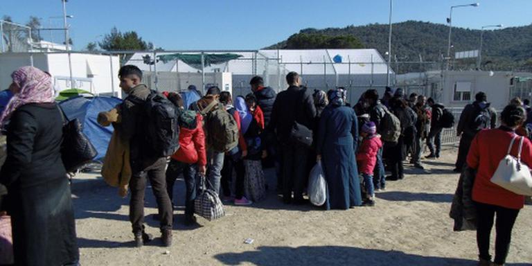 Vluchtelingenstroom uit Turkije houdt aan