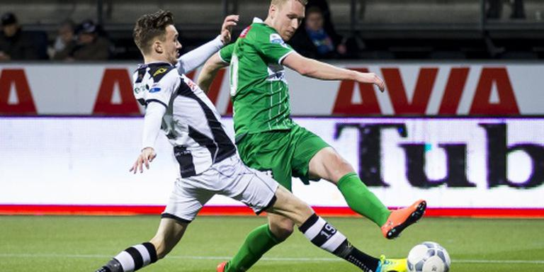 Heracles pakt PEC Zwolle in