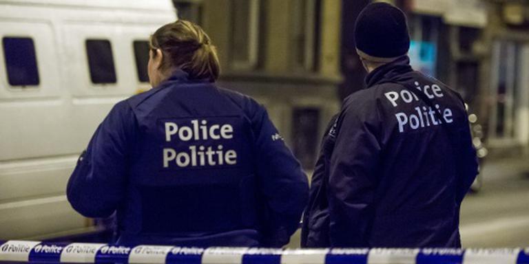 Steekpartij Brussel mogelijk terrorisme