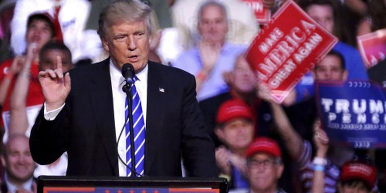 Trump ziet toch grote rol voor NAVO