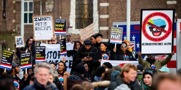 Demonstranten aangehouden in Rotterdam