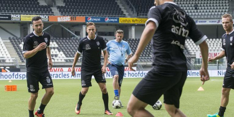 Heracles en AZ in Europa League