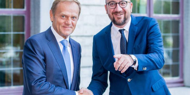 Belgische premier pleit voor nieuw elan in EU
