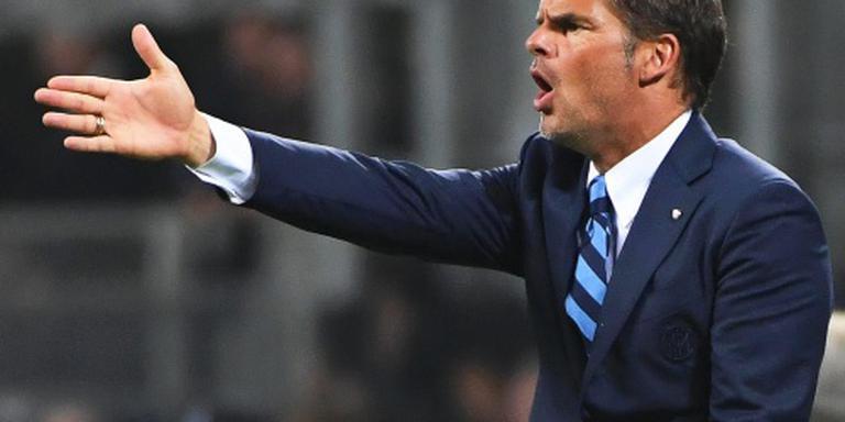 Frank de Boer met Inter onderuit