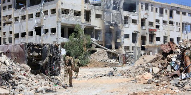 Artsen Aleppo vragen Obama om vliegverbod