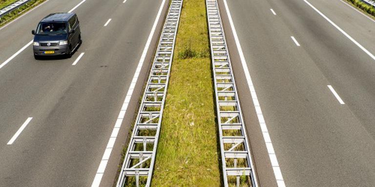 A9 bij Bijlmermeer weer open na ongeval