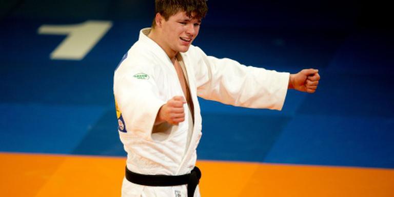 Nog tweemaal goud voor judoka's in Tbilisi