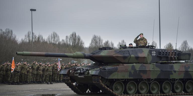 Defensieministers tekenen overeenkomst brigade Havelte