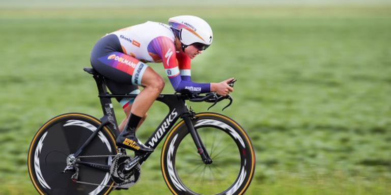 Blaak wint Ronde van Drenthe