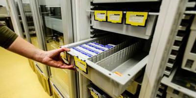 'Hoge kosten apotheek voor pillenzakjes'