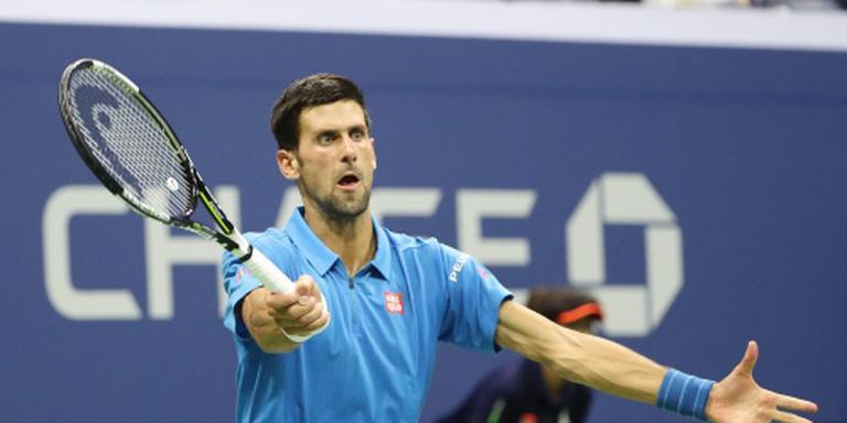 Djokovic te sterk voor Janowicz