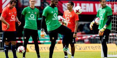 Doelman Ten Hove langer bij Feyenoord