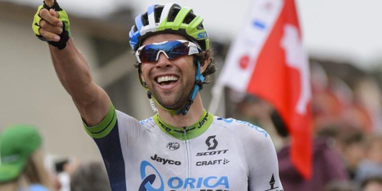 Matthews wint tiende etappe Tour de France