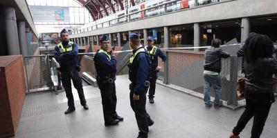 Meer toezicht in Belgische treinen