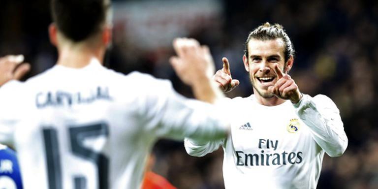 Real Madrid swingt bij debuut Zidane