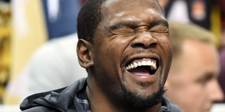 Derde nederlaag voor Warriors in NBA