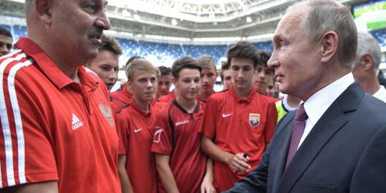 Russische voetbalbond wil door met bondscoach