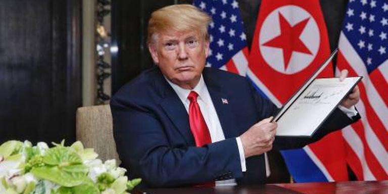 Trump weer genomineerd voor Nobelprijs