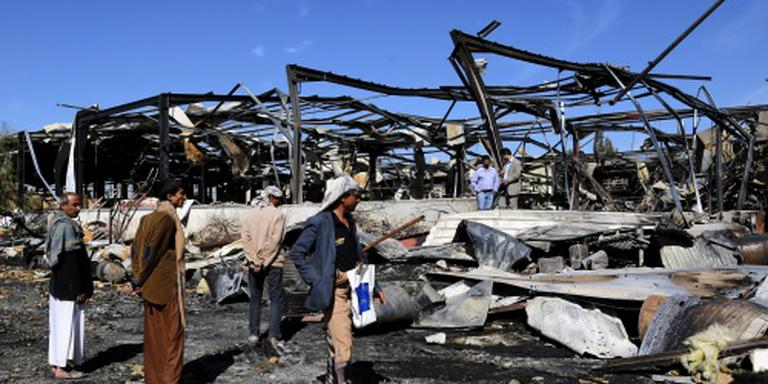 Saudische coalitie hervat bombardementen Jemen