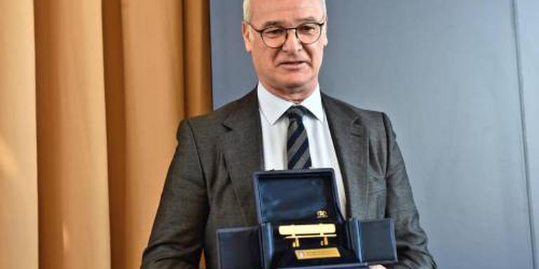 Trainer Ranieri weg bij Nantes