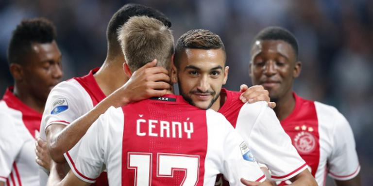 Ziyech keert terug bij Ajax